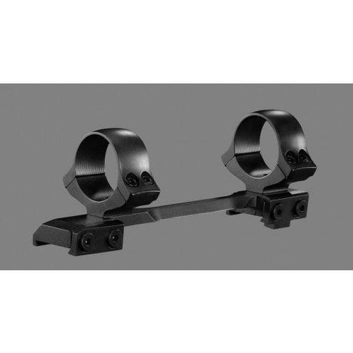 Kozap Slip-on one piece mount, CZ 550 / CZ 557, 30 mm
