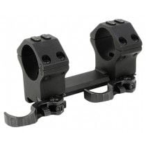 ERA-TAC One-Piece mount for S&B PM II Ultra Short, lever