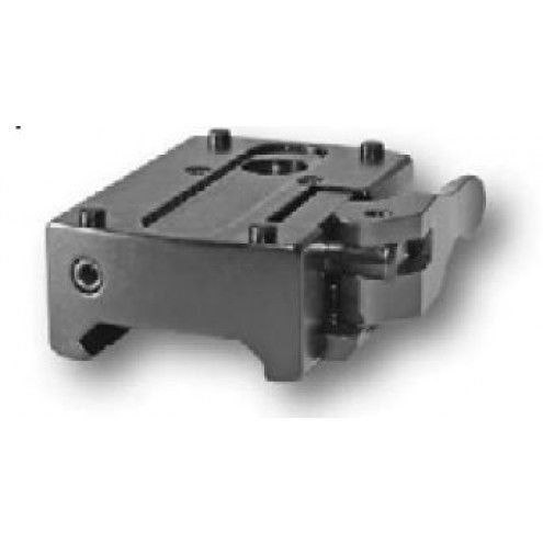 EAW Adapter for Picatinny/Weaver rail with adjustable lever, Zeiss Compact-Point