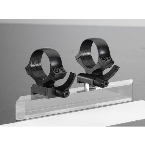 Kozap Slip-on one piece mount, Q-R, CZ 527, 34 mm