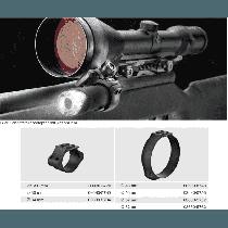 Recknagel Scope ring, 36mm, UNIVERSAL-interface