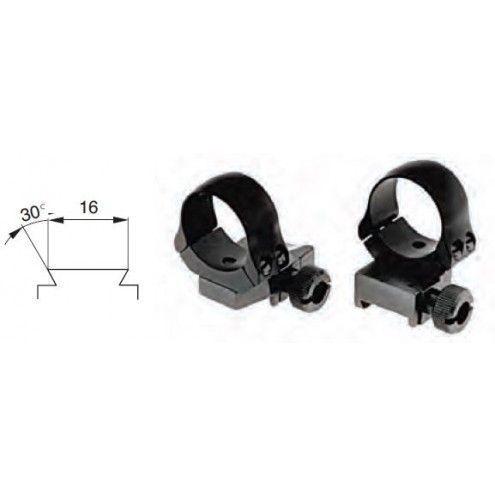 Recknagel Tip-off rings for 16.5mm dovetail, 25.4 mm