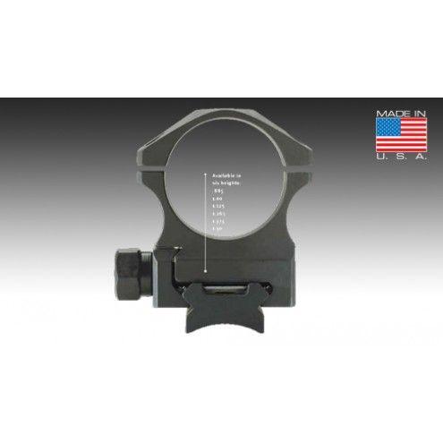 Nightforce X-Treme Duty 30 mm Rings
