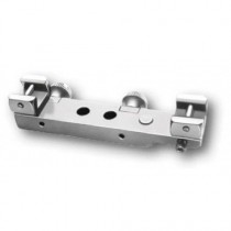 EAW One-piece Slide-On Mount For Tikka BBF, LM Rail - No Drilling Required