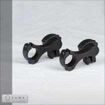 Osuma 25.4 mm Special Scope Mount, 11 mm Dovetail