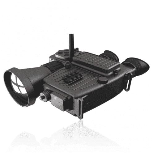 Ados Tech FORTIS 4-32x75 Thermal Imaging Binocular