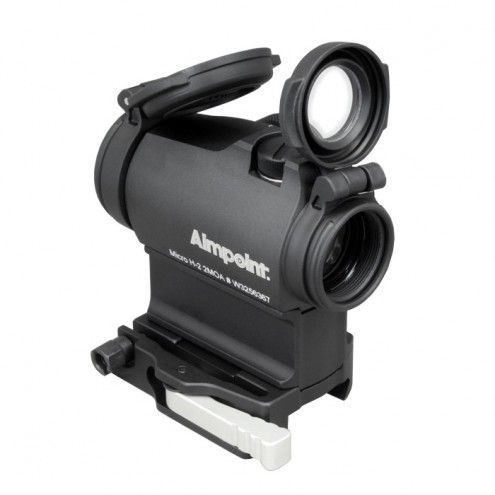 Aimpoint Micro H-2, 39 mm Spacer and LRP Mount