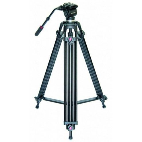 Braun Professional Video Tripod PVT185