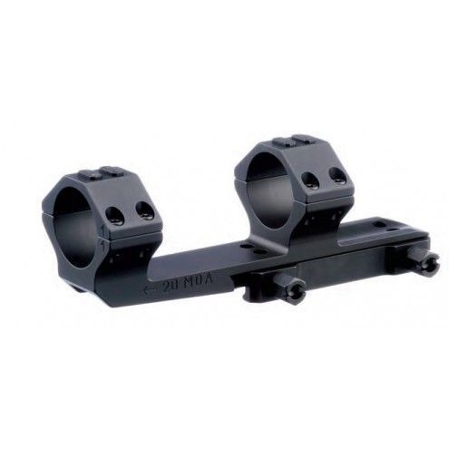 "ERA-TAC one-piece mount (mono-block), 2"" extended, 34 mm, nuts, 20 MOA"