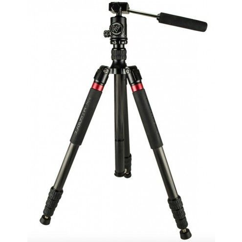 Nightforce Carbon Fiber Tripod with Ball Head