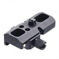 ERA-TAC Adapter for Harris-Bipod, sliding block, nut