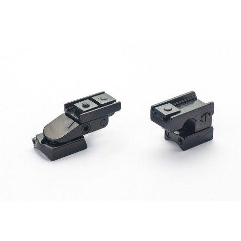 Rusan Pivot mount for Anschutz (11 mm prism), SR rail