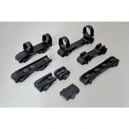 INNOMOUNT for Weaver/Picatinny extended, 34 mm