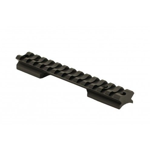 Nightforce Standard Duty base for Savage Rounded Top LA