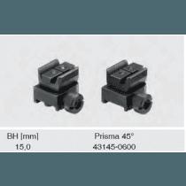 Recknagel Tip-off rings for Steyr SSG 69, Zeiss VM / ZM rail
