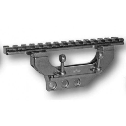 EAW Lateral Slide-on Mount for Mosin Nagant, Picatinny rail