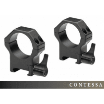 Contessa QD Rings 40 mm, Picatinny Rail