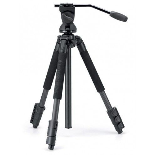 Swarovski CT Travel carbon tripod + DH 101 tripod head