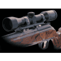 MAKuick One-piece Mount, Blaser R93, Picatinny rail