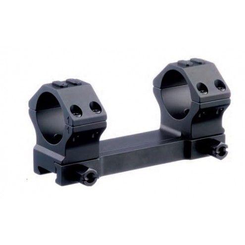 ERA-TAC one-piece mount (mono-block), 30 mm, nuts