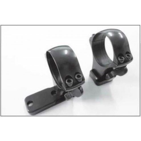 MAKuick Detachable Rings with Bases, Steyr Classic SBS, LM rail