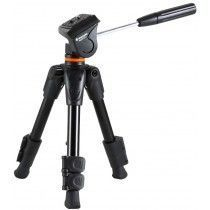 Vanguard ESPOD CX 1 Compact Tabletop Tripod with 2-Way Pan Head - Rated at 5.5lbs/2.5kg