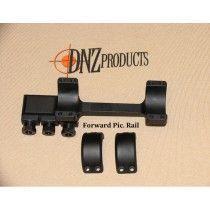 DNZ 34 mm, 3.6 Inch Forward Freedom Reaper Picatinny Rail