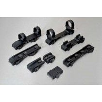 INNOMOUNT for Merkel B3 / B4, S&B Convex rail