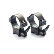 Rusan Roll-off Rings, 11 mm rail, 25.4 mm, Q-R