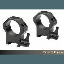 Contessa QD Rings 34 mm, Picatinny Rail
