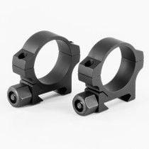 Nightforce Standard Duty 30 mm Rings