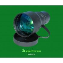 Bering Optics 3x Objective Lens for GT-14