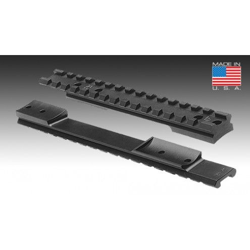 Nightforce X-Treme Duty 1 Piece Base for Remington 700 SA
