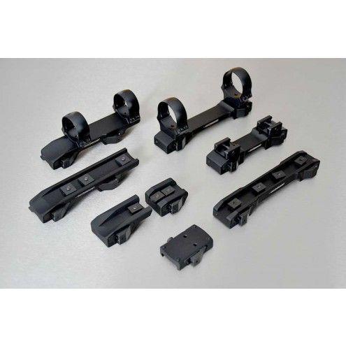 INNOMOUNT for picatinny / weaver, 30mm