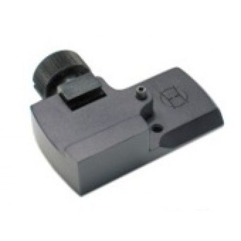 Henneberger HMS Docter Sight mount with screw for 16.5 mm Prism