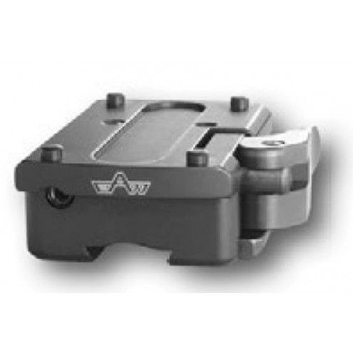 EAW Adapter for dovetail with adjustable lever, Zeiss Compact-Point