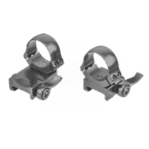 Recknagel 30 mm Roll-Off Extended Mount for Picatinny / Weaver