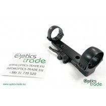 Contessa QR Mount for Bolt Action Rifles, Simple Black, 30 mm-16 mm