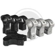 Osuma 25.4 mm Complete Mount, 17 mm Dovetail