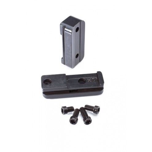 Talley Steel Base for Remington 700, 721, 722, 725, 40X (Extended)