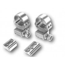 EAW Roll-off Mounts with foot plates, 30 mm, KR - 10 mm
