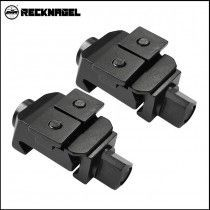 Recknagel Mount for Weaver/Picatinny, Swarovski SR rail (Nut)