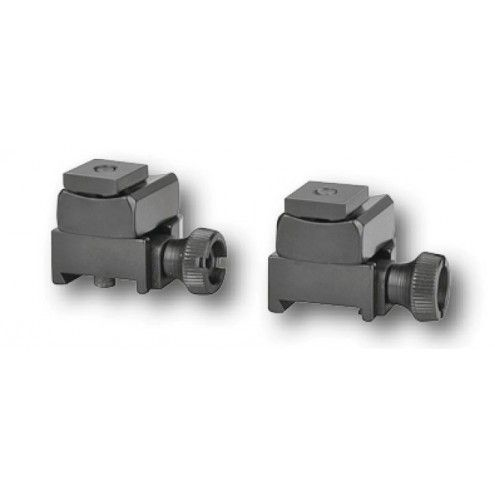 EAW Roll-off Mount for Tikka M 595, S&B Convex rail - KR 0 mm