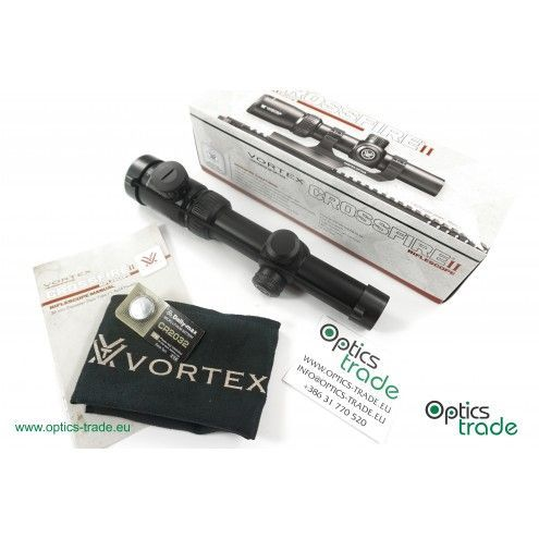 Vortex Crossfire II 1-4x24