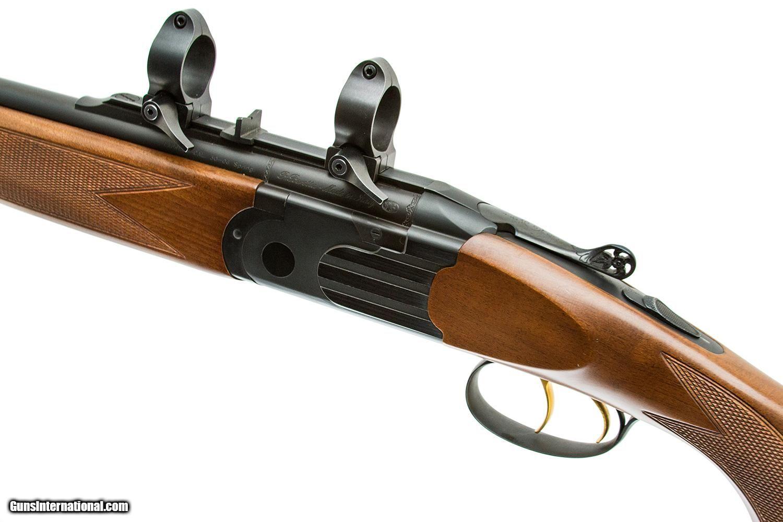 Beretta S689 Silver Sable II