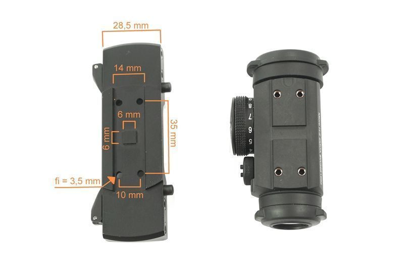 Aimpoint Micro Mounts Optics Trade
