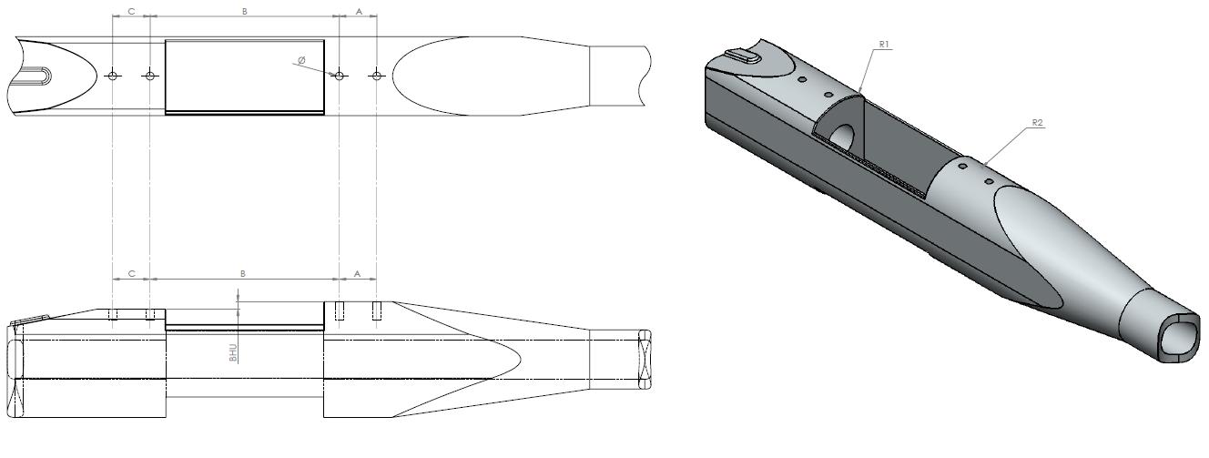 Bergara B14 SA receiver