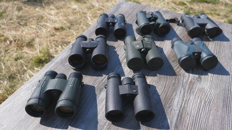 Best Binoculars for Hunters - Model 8x42