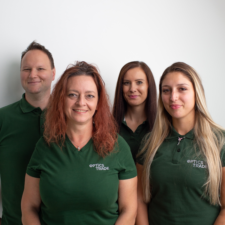 Optics Trade Purchasing and Logistics Team