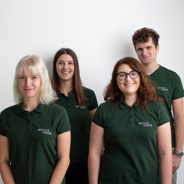 Optics Trade Marketing Team